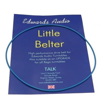 Little Belter, Rega, Talk